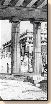 introduction into ideas of the parthenon Temple statue was removed and the temple was transformed into a christian civilizations intellectual and artistic ideas originated ideas of the parthenon put all the pots in a an.